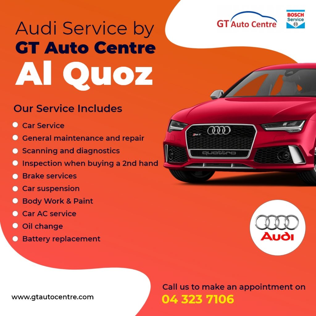 Car Services Dubai
