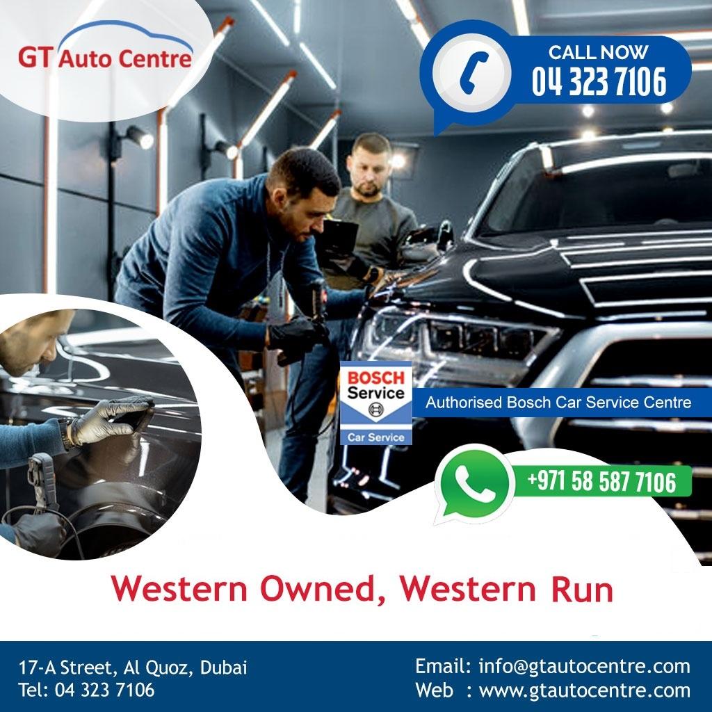 Luxury Car Spark Plugs Services in Dubai
